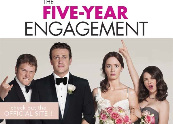 The Five-Year Engagement (FilmReview)
